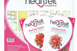 Heartfelt Creations Giveaway