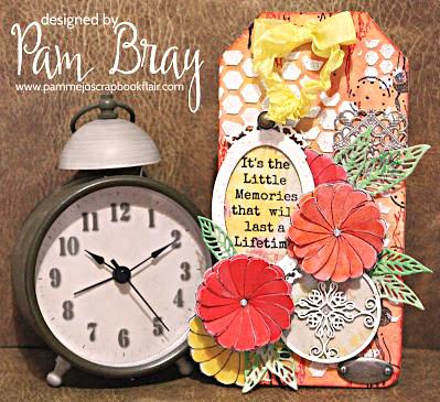 Pam Bray - Creative Scrapbooker Magazine