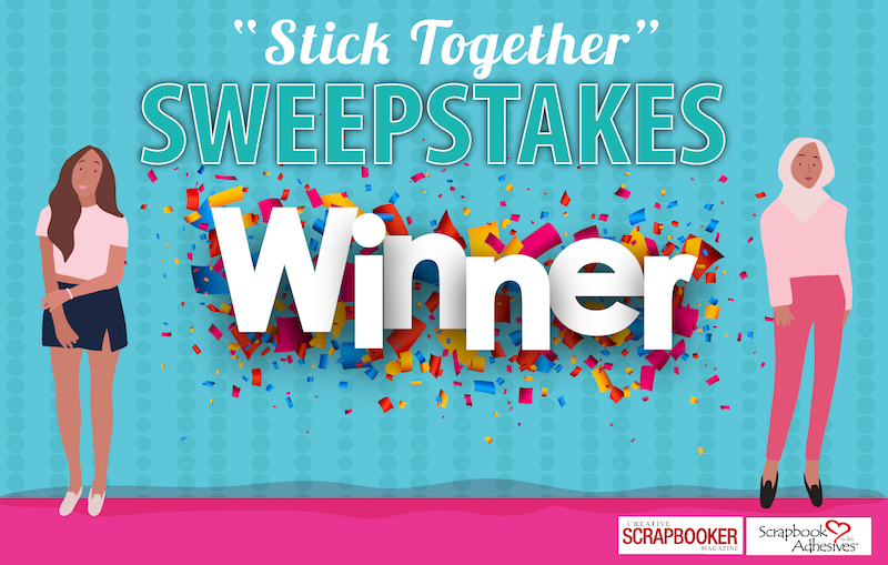 Stick Together Contest Winner
