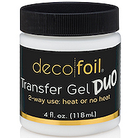 Therm O Web Deco Foil Transfer Gel Duo