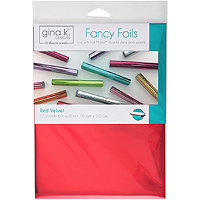 Therm O Web Gina K. Designs Fancy Foils