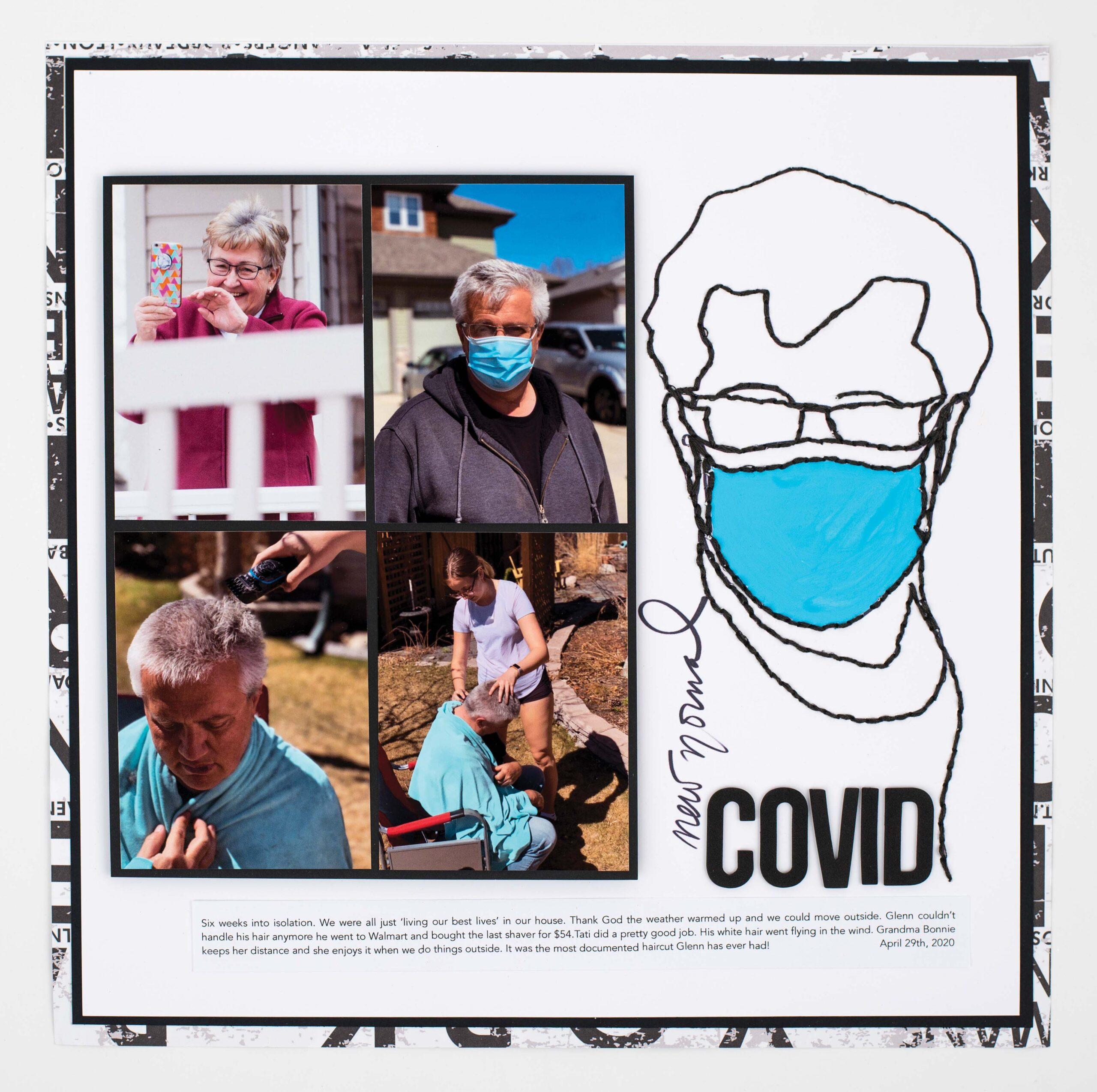 Kerry Engel COVID layout