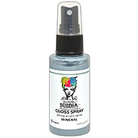 Ranger Dina Wakley Media Gloss Spray