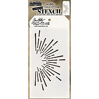 Stampers Anonymous Tim Holtz Layered Stencil