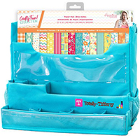 Totally-Tiffany Craft & Carry Workstation