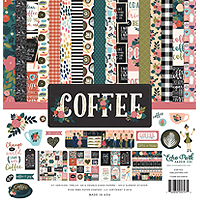 Echo Park Paper Co. Coffee Collection