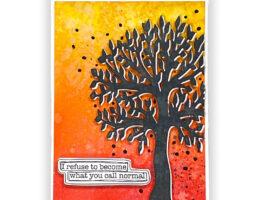 Jackie Ludlage - Picket Fence Studios - Card Making - Creative Scrapbooker Magazine