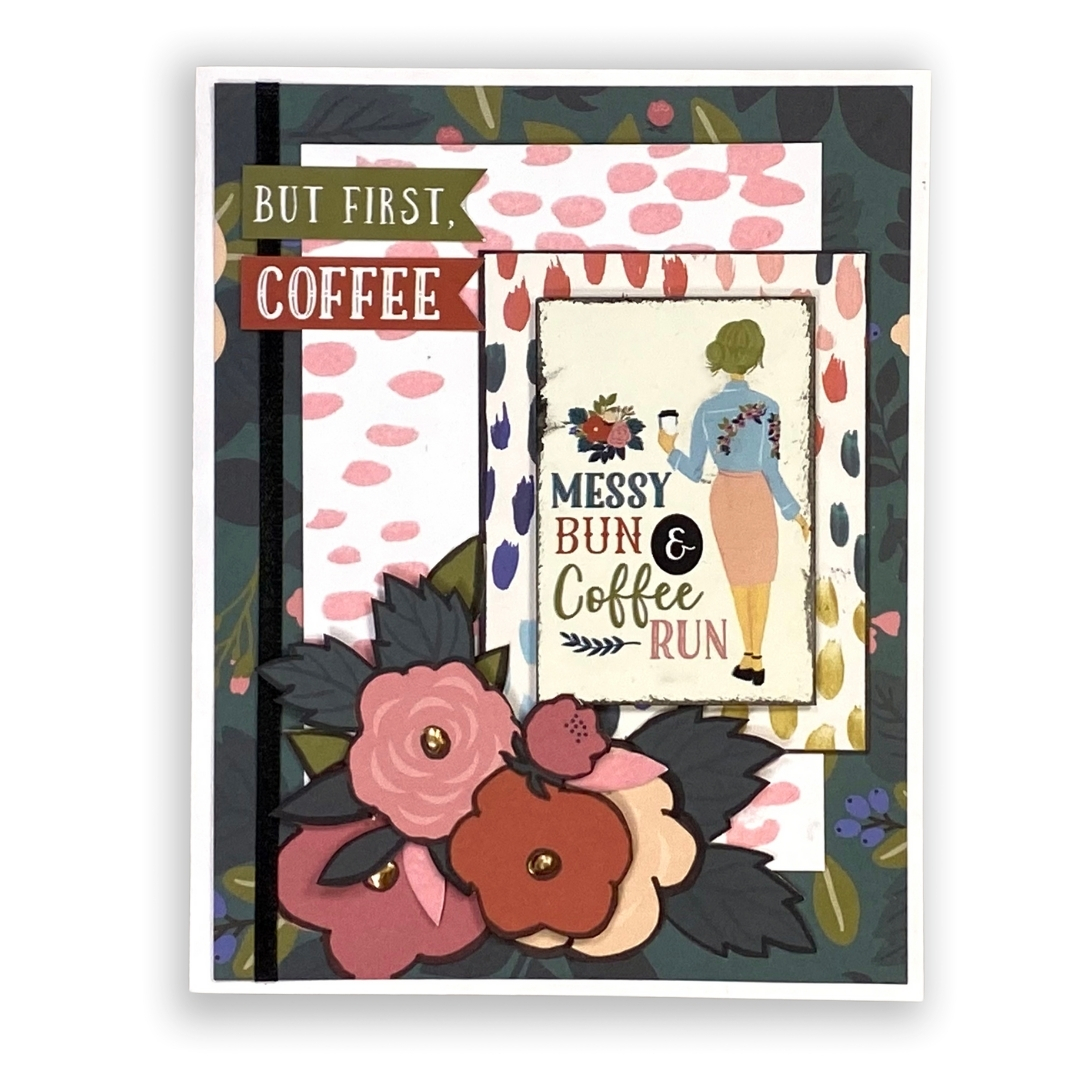 Kerry Engel - Brother ScanNCut- Howtovideo-Creative Scrapbooker Magazine