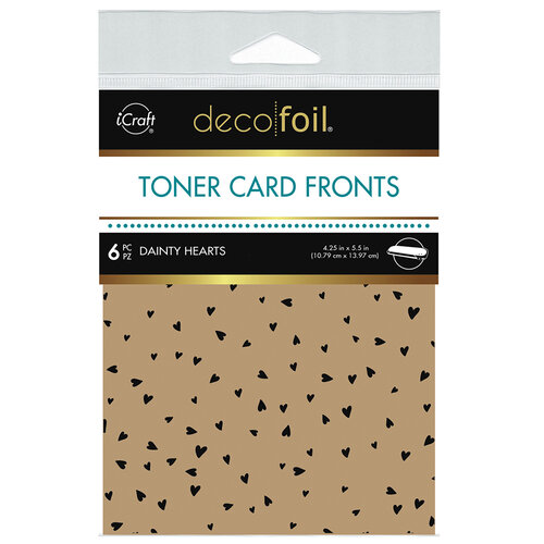 Therm O Web Deco Foil Toner Card Fronts