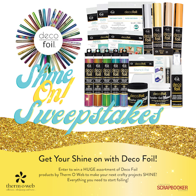 Shine On Sweepstakes