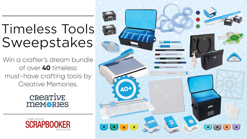 Timeless Tools Sweepstakes