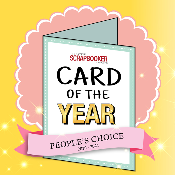 Card of the Month - March