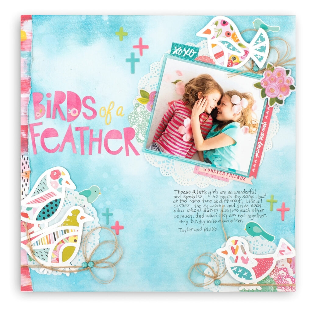 Cathryn Hanson - Creative Scrapbooker Magazine