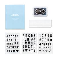Creative Memories Alphabet Stamp Kit System