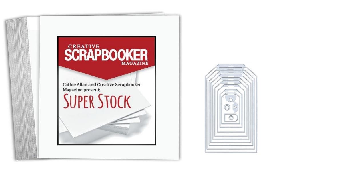 Creative Scrapbooker Super Stock