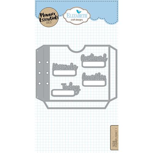 Elizabeth Craft Designs Planner Pocket