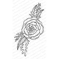 Impression Obsession – Flower Renucula Stamp