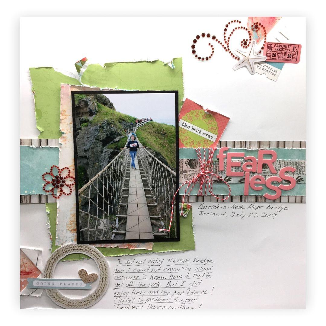 Jayme Loge - Creative Scrapbooker Magazine -1