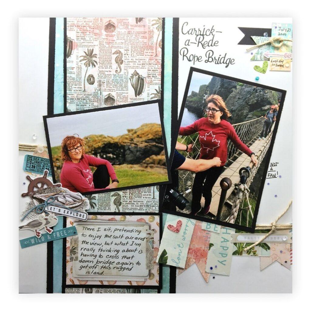 Jayme Loge - Creative Scrapbooker Magazine