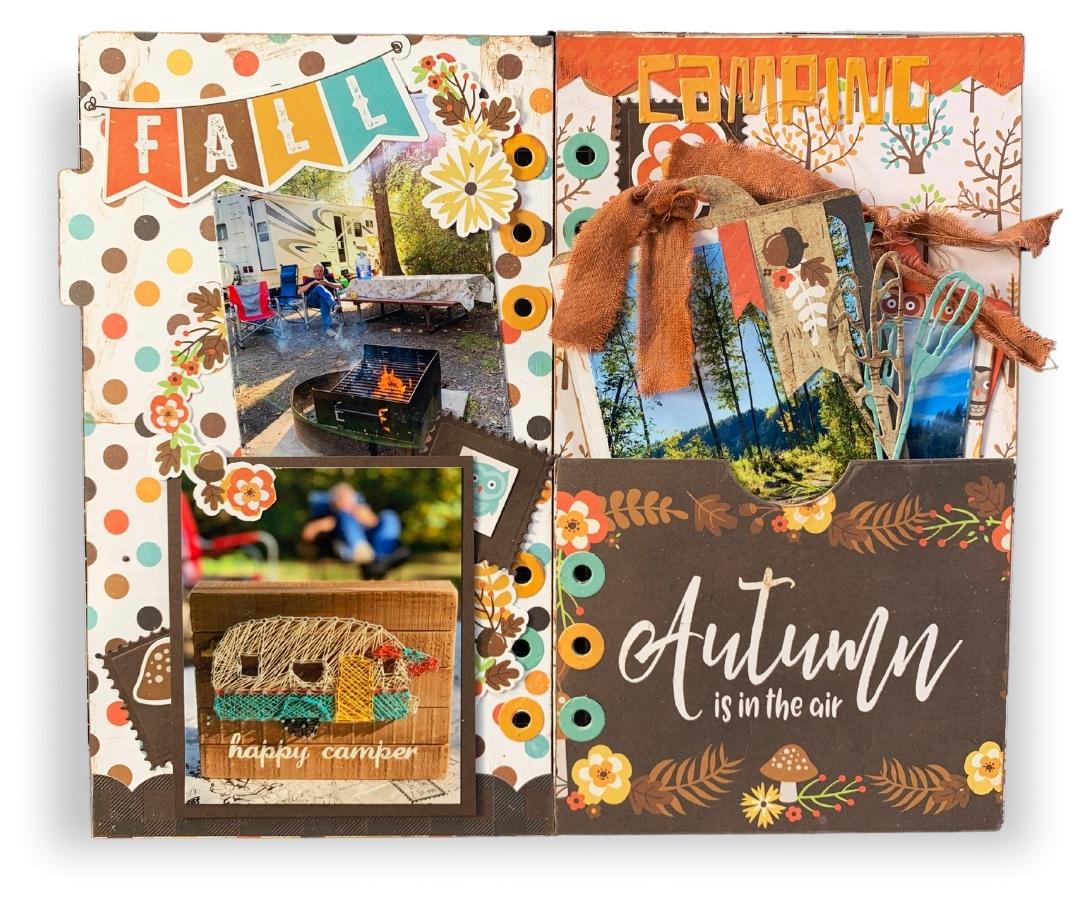 Kerry Engel - Elizabeth Craft Designs - Echo Park Paper Co -1