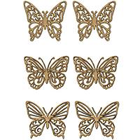 MultiCrafts Laser Cut Butterfly