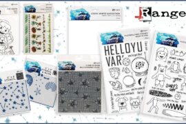 Ranger - Simon Hurley Create - Giveaway - Creative Scrapbooker Magazine