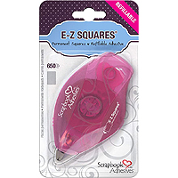Scrapbook Adhesives by 3L E-Z Squares