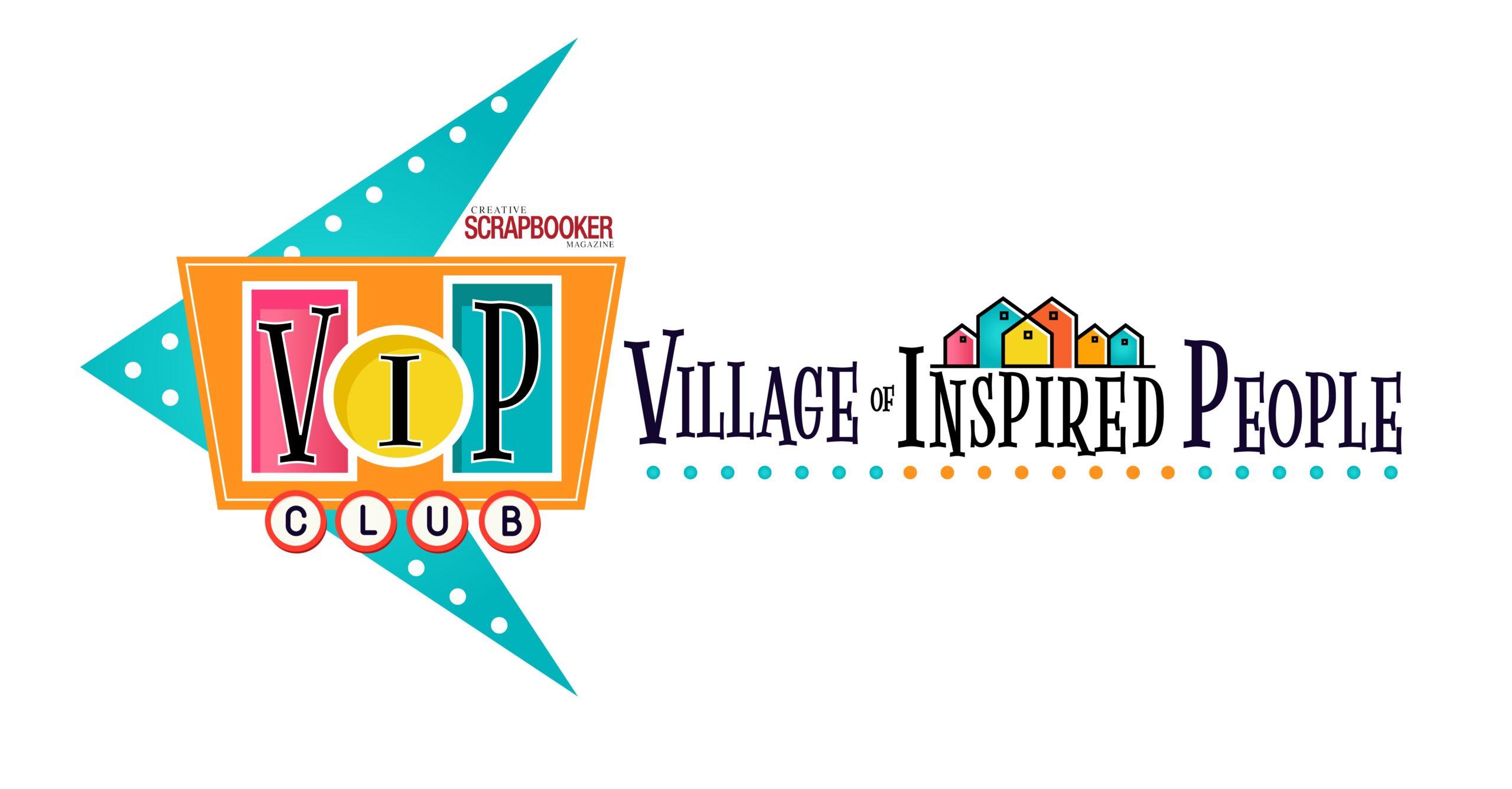 Creative Scrapbooker Magazine Village of Inspired People