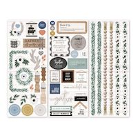 Creative Memories Homestead Stickers