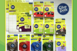 Glue Dots Adhesives Giveaway