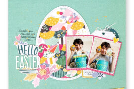 Laura Whitaker - Creative Scrapbooker Magazine