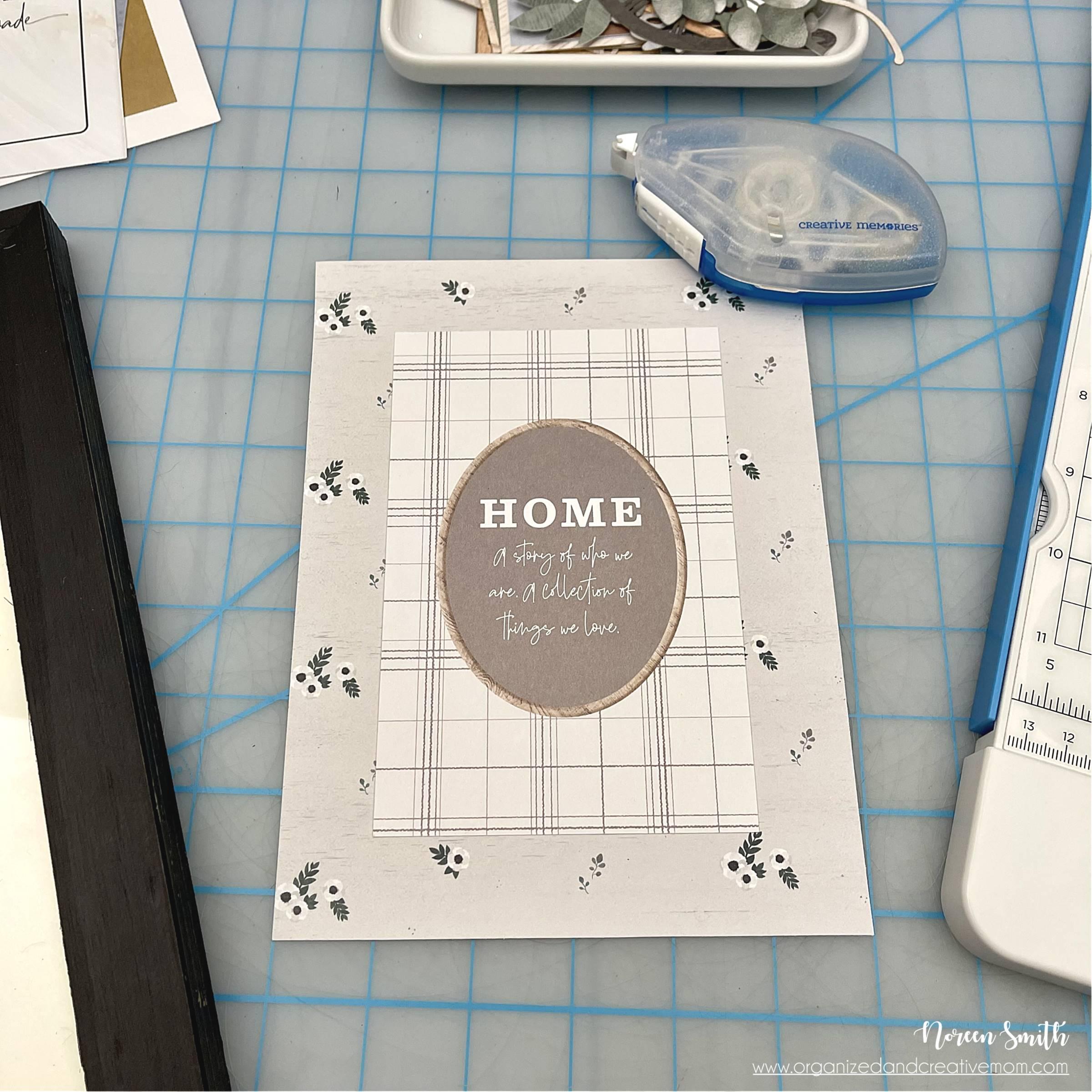 Noreen Smith - Creative Memories -1
