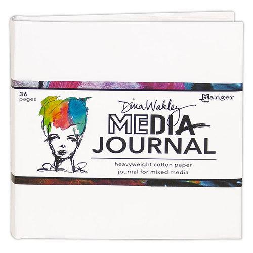 Ranger Dina Wakley Media Journal