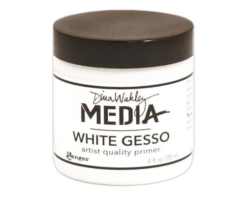 Ranger Dina Wakley Media White Gesso