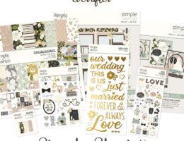 Simple Stories - Creative Scrapbooker Magazine - Giveaway