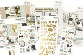 Simple Stories - Creative Scrapbooker Magazine - Giveaway