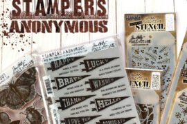 Stampers Anonymous Giveaway - Creative Scrapbooker Magazine