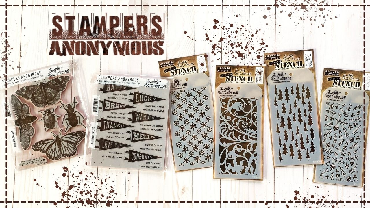 Stampers Anonymous - Giveaway