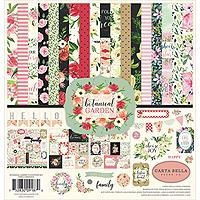 Carta Bella Paper Co. Botanical Garden Collection