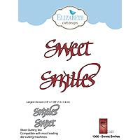 Elizabeth Craft Designs Sweet Smiles Die