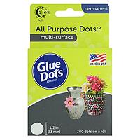 Glue Dots Adhesives All Purpose Dots