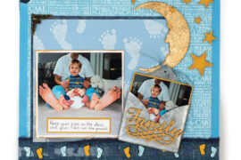 Jasmine Kuebel - Creative Scrapbooker Magazine