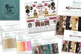 Paper and Ink Boutique - Giveaway - Creative Scrapbooker Magazine