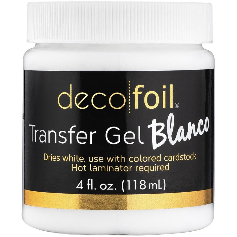 Therm O Web iCraft Deco Foil Transfer Gel Blanco