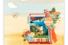 Zelda Smith - Creative Scrapbooker Magazine-1