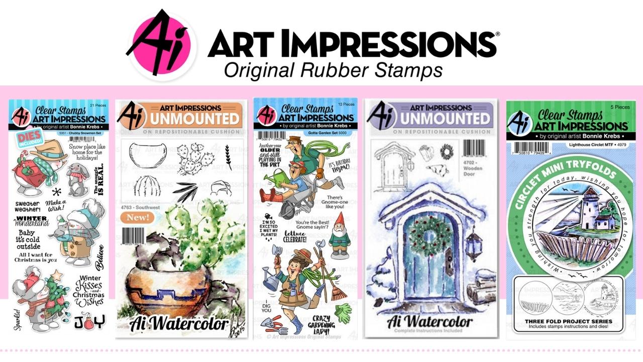 Art Impressions Giveaway