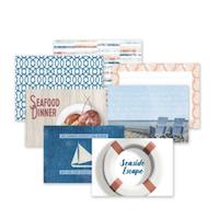 Creative Memories Seaside Variety Mat Pack