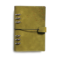 Elizabeth Craft Designs A5 Olive Planner