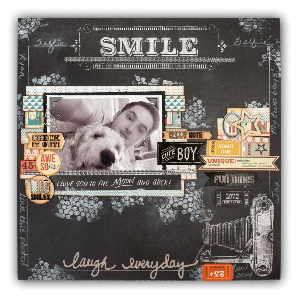 Lynn Shokoples - Creative Scrapbooker Magazine