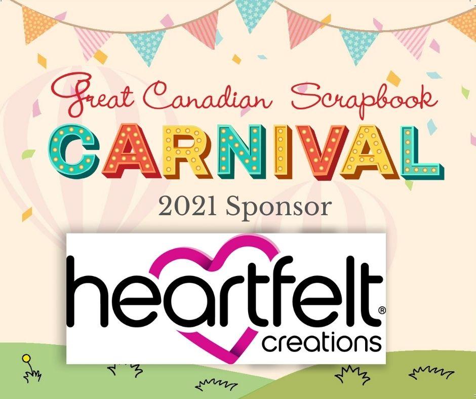 Heartfelt Creastions - Carnival Sponsor